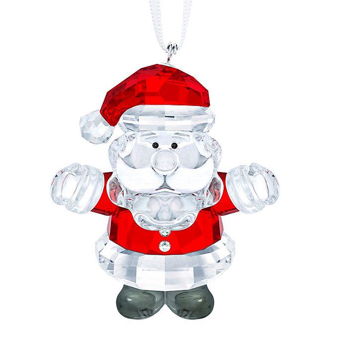 Alternate image 1 for Swarovski® Santa Claus Christmas Ornament