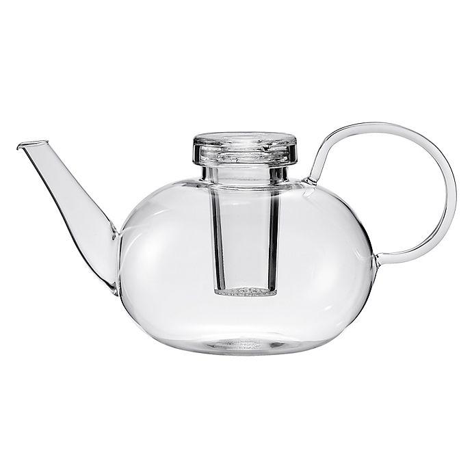 Alternate image 1 for Jenaer Glass Wagenfeld Glass Teapot