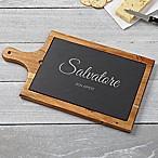 Classic Family Slate & Wood Paddle Board