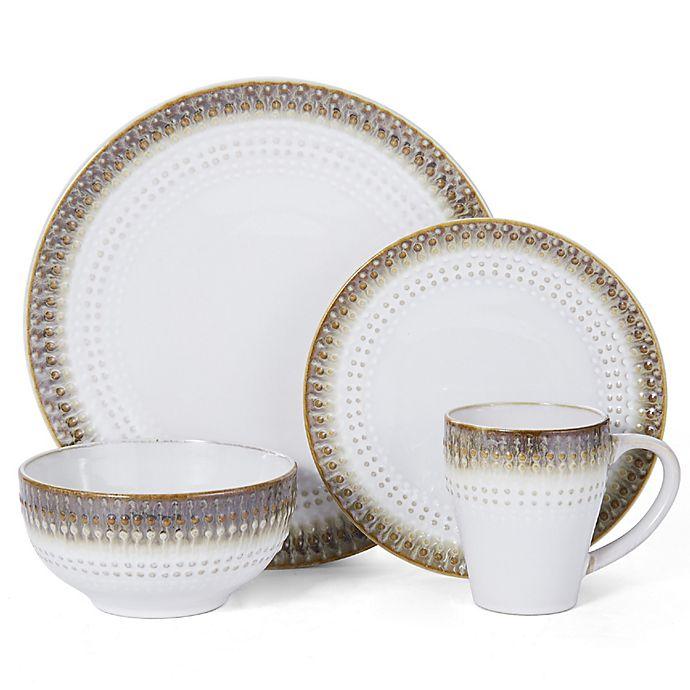 Alternate image 1 for Pfaltzgraff® Celina 16-Piece Dinnerware Set