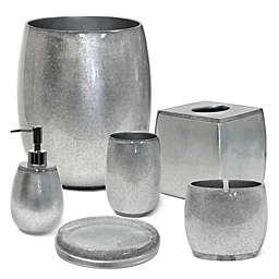 Veratex Glimmer Bath Ensemble in Silver