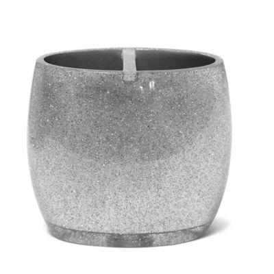 Veratex Glimmer Toothbrush Holder In Silver Bed Bath Amp Beyond