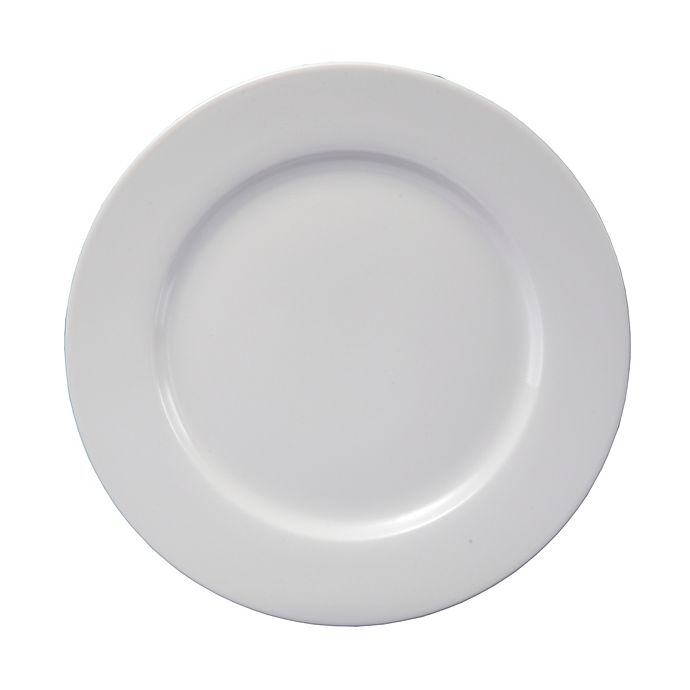 Alternate image 1 for Oneida® Chef's Table™ Dinner Plates in White (Set of 8)
