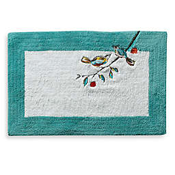 Simply Fine Lenox® Chirp 100% Cotton Bath Rug