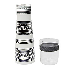 Multiple Choice® Geomix A 2-Piece Water Carafe and Tumbler Set