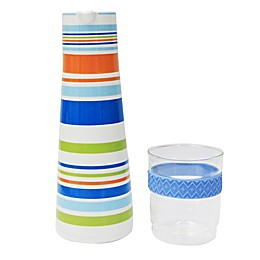 Multiple Choice® Clover 2-Piece Water Carafe and Tumbler Set