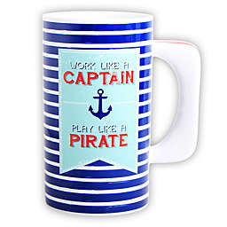Multiple Choice® Coast to Coast Captain Porcelain Mug