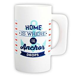 Multiple Choice® Coast to Coast Anchor Porcelain Mug
