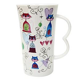 Multiple Choice® Eye-Catch Porcelain Mug