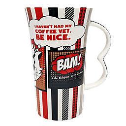 Multiple Choice® Be Nice Porcelain Mug