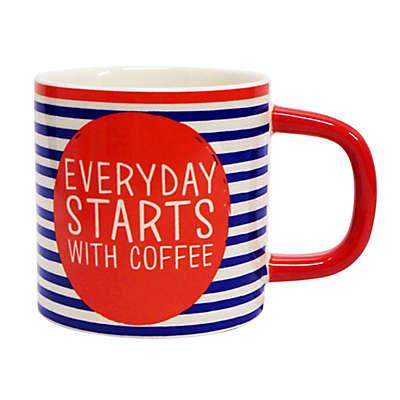Multiple Choice® Delightful Mornings Everyday Porcelain Mug