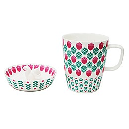 Multiple Choice® Squirrel Boo 2-Piece Mug and Lid Set