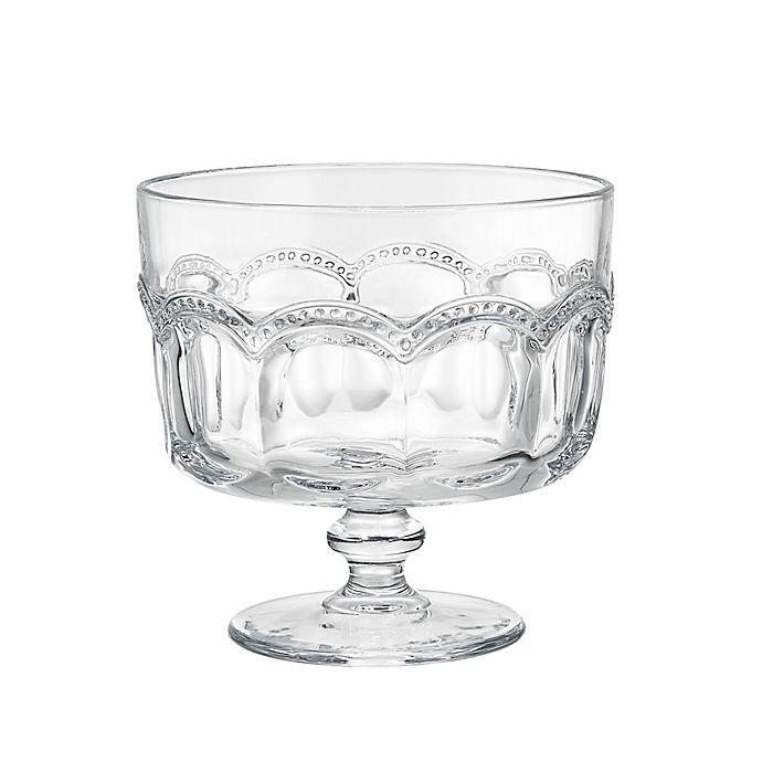 Alternate image 1 for Artland® Pearl Ridge Vintage Trifle Bowl