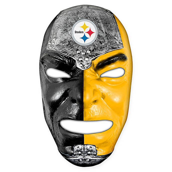 Dfw Furniture Pittsburgh: NFL Pittsburgh Steelers Fan Face Mask