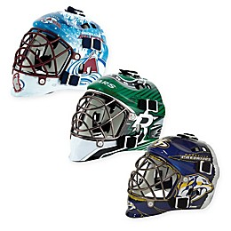 NHL Mini Goalie Mask Collection