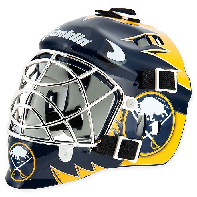 official photos 3d5d7 20455 NHL Buffalo Sabres Mini Goalie Mask