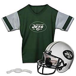 NFL New York Jets Kids Helmet/Jersey Set