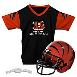 NFL Cincinnati Bengals Helmet/Jersey Set