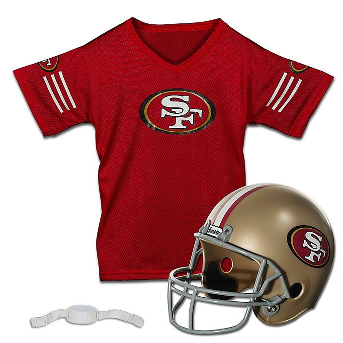 premium selection 05eb6 4650a NFL San Francisco 49ers Helmet/Jersey Set | buybuy BABY