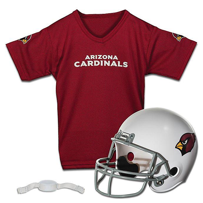 26dedb140339 NFL Arizona Cardinals Helmet Jersey Set
