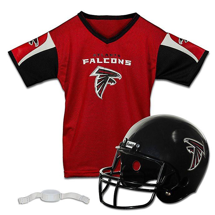 new arrival f3898 3bd2d NFL Atlanta Falcons Kids Helmet/Jersey Set | buybuy BABY