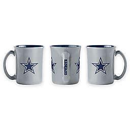 74392c59c NFL Dallas Cowboys 15 oz. Sculpted Café Mug