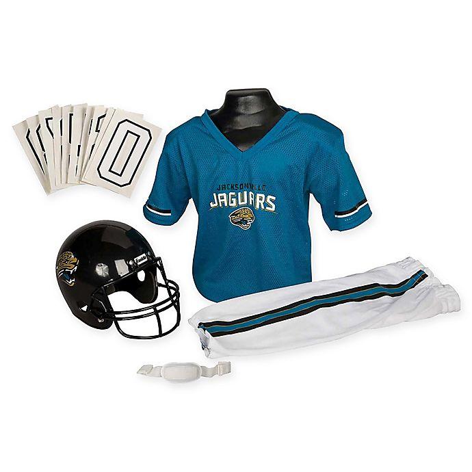 b3ca0fe0821 NFL Jacksonville Jaguars Youth Deluxe Uniform Set