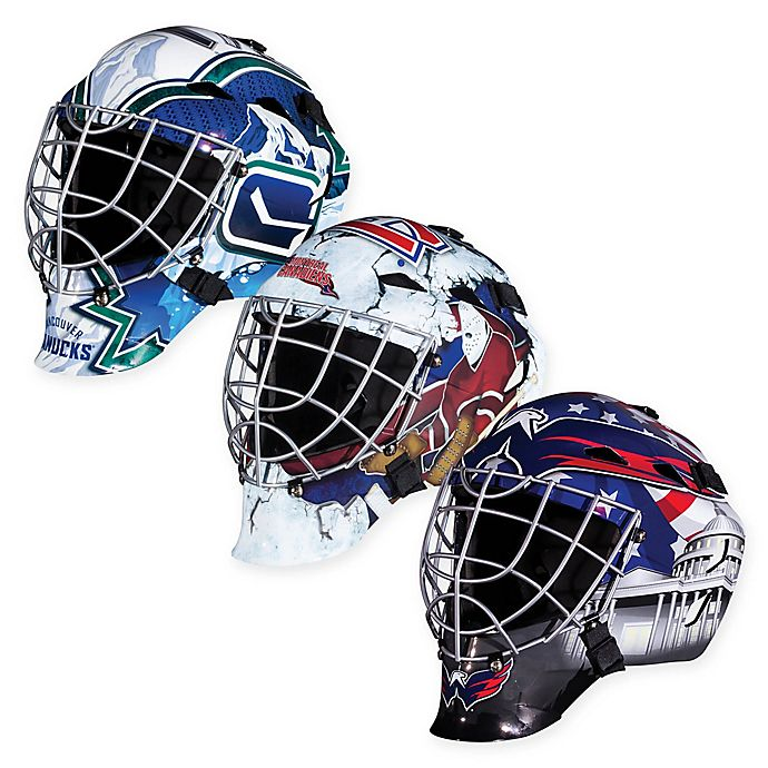 Nhl Gfm 1500 Youth Street Hockey Goalie Face Mask Collection Bed