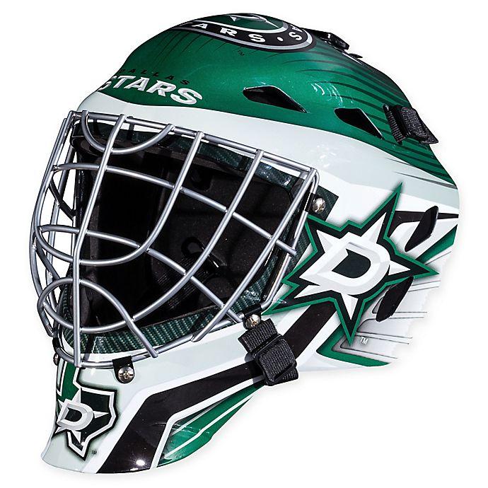 Alternate image 1 for NHL Dallas Stars GFM 1500 Youth Street Hockey Face Mask