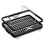 Kohler® Lift Dish Drying Rack in Charcoal