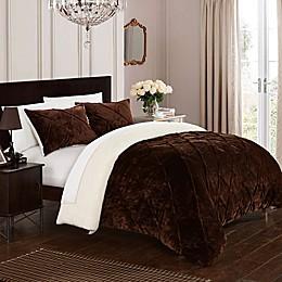 Chic Home Aurelia 2-Piece Twin XL Comforter Set