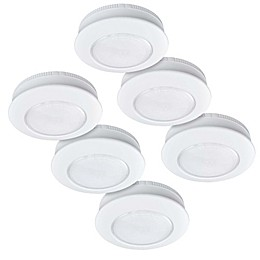 Good Earth LED Puck Lights