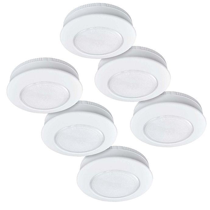 Alternate image 1 for Good Earth LED Puck Lights