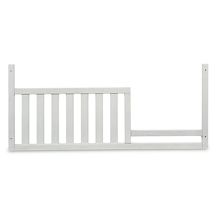 Alternate image 1 for Soho Baby New Haven Toddler Bed Guard Rail in Oyster White