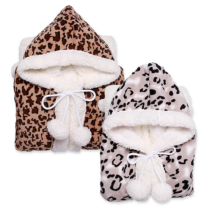Alternate image 1 for Chic Home Chanda Hooded Snuggle