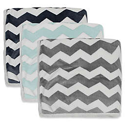Kensie Fofo Reversible Throw Blanket