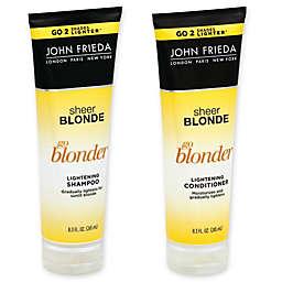 John Frieda Sheer Blonde® Go Blonder Collection