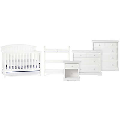 Child Craft™ Delaney Nursery Furniture Collection in Matte White