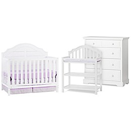 Child Craft™ Penelope Nursery Furniture Collection in Matte White