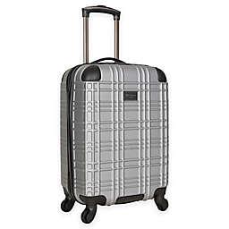 Ben Sherman Nottingham 20-Inch Hardside Spinner Carry On Luggage