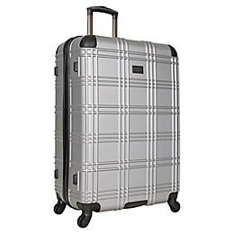 Ben Sherman Nottingham Hardside Spinner Checked Luggage