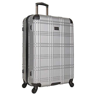 Ben Sherman Nottingham Hardside Checked Luggage