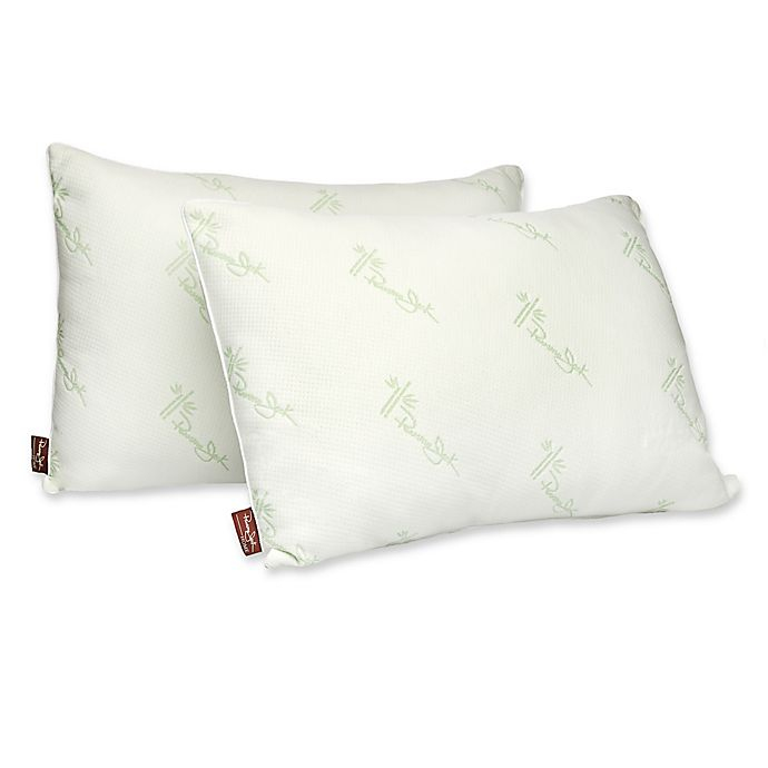 Alternate image 1 for Panama Jack 2-Pack Rayon From Bamboo Infused Pillows