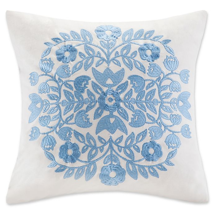Alternate image 1 for Echo Design™ Painted Paisley Square Throw Pillow