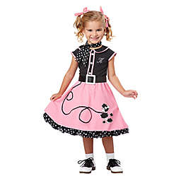50's Poodle Cutie Child's Halloween Costume