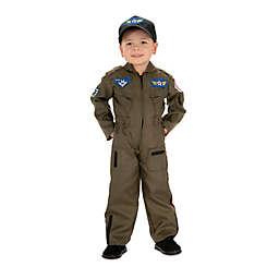 Air Force Pilot Child's Halloween Costume
