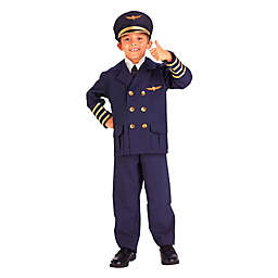 Airline Pilot Child's Halloween Costume