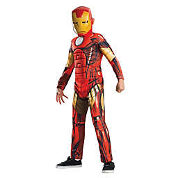 Avengers Assemble: Deluxe Iron Man Halloween Costume