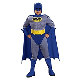 Batman The Brave & The Bold Deluxe Child's Halloween Costume