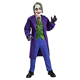 Batman Dark Knight: The Joker Child's Halloween Costume